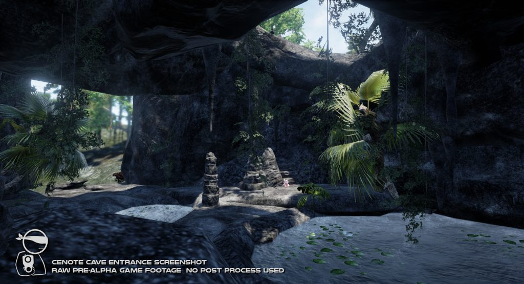 Blindshot Interactive Pre-Alpha screenshot